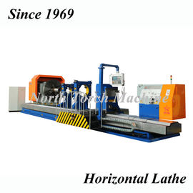 Industrial Heavy Duty Lathe Machine With Milling Functions For Sugar Cylinder
