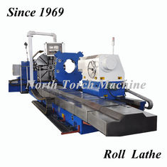Metal Horizontal Cnc Lathe Machine High Speed 4 Guide Rails High Stability
