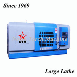 Customized CNC Metal Lathe Machine For Aluminum Mold Stable Running