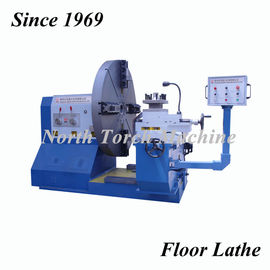 Custom Metal Turning Lathe , Industrial Accurate Lathe Machine Low Cost