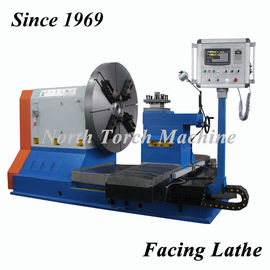 High Precision Metal Turning Lathe , Facing In Lathe Machine Heavy Duty